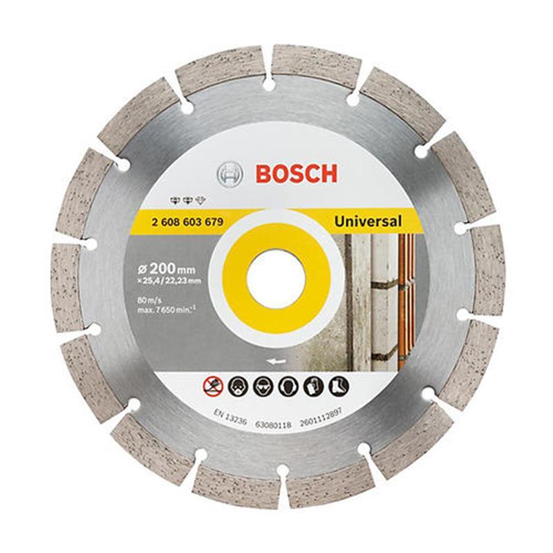 Đĩa cắt kim cương 230x11mm Bosch