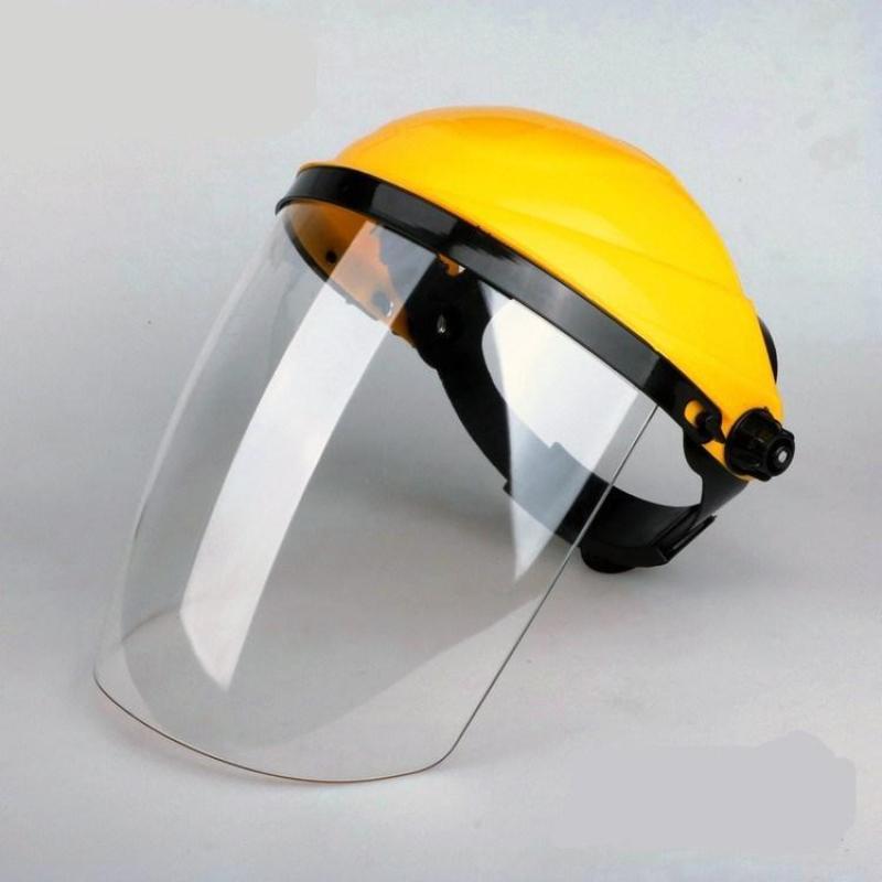 Mặt nạ nhựa có kính bảo hộ  công nghiệp
